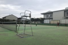 なんちゃってテニスはじめました。