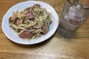 ステイホームで男料理(^_-)-☆
